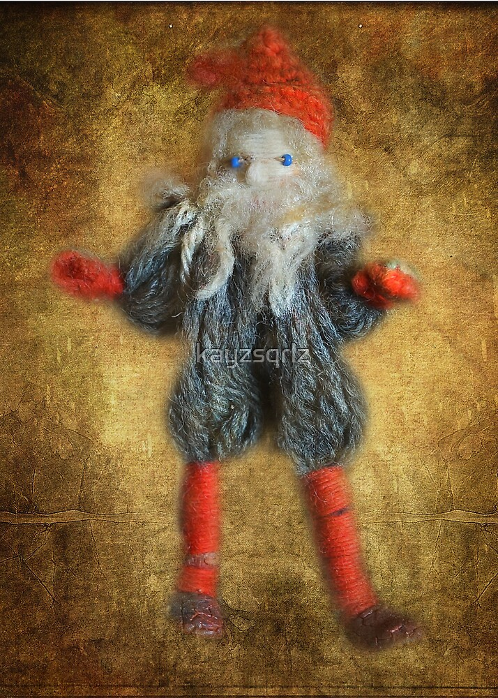 Christmas Nisse by kayzsqrlz