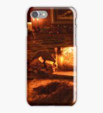 waitin for santa iPhone Case/Skin