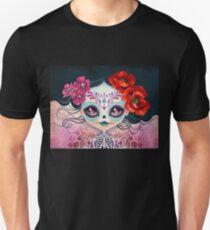 Amelia Calavera - Sugar Skull Unisex T-Shirt