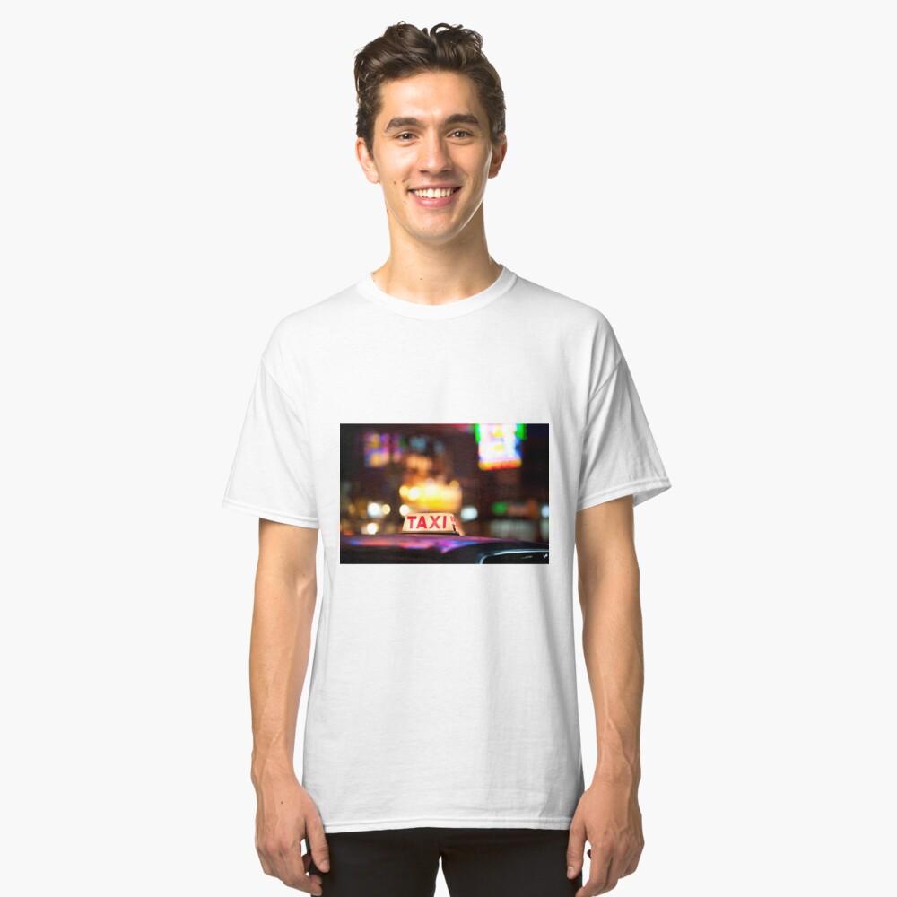 Hong Kong Taxi Classic T-Shirt