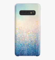 Early Morning, Winter Blue Case/Skin for Samsung Galaxy