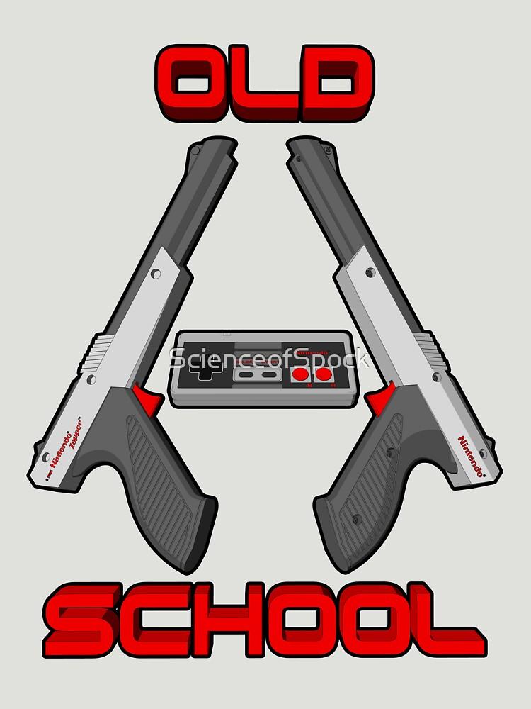 Old School Gamer 2 by ScienceofSpock