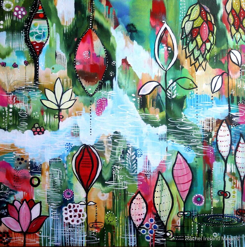 Spring Whispers by Rachel Ireland Meyers