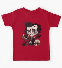 Edgar Poet Kids Tee
