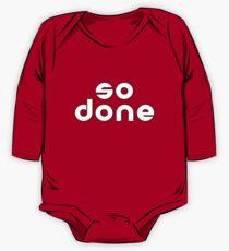 so done Baby Body Langarm