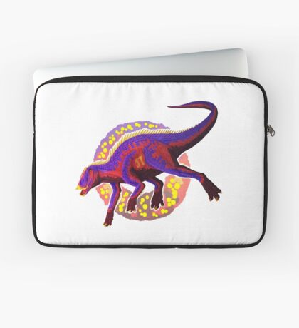 Prosaurolophus (without text) Laptop Sleeve