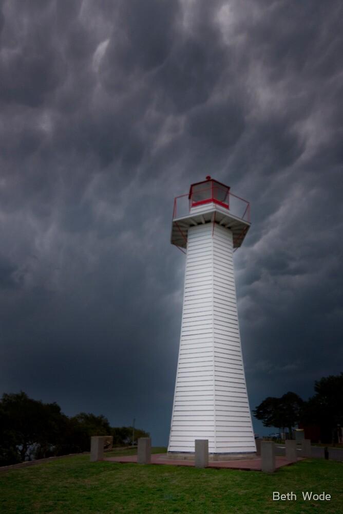 Stormy Sunday - Cleveland Qld Australia by Beth  Wode