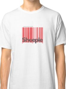 Sheeple InsideBoxRed Classic T-Shirt