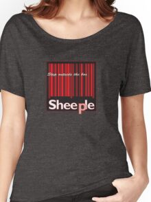 Sheeple StepOutside2 Women's Relaxed Fit T-Shirt