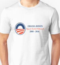 Obama Signed.Sealed.Delivered Tee Unisex T-Shirt