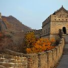 THE Great Wall by Julie Masters