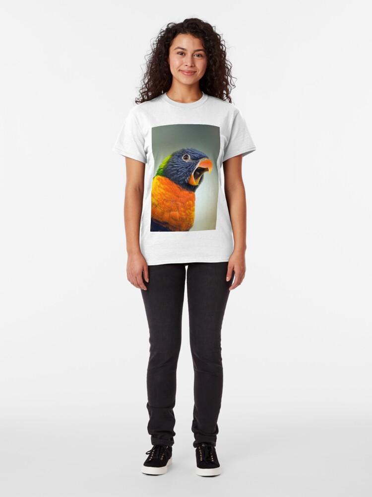Alternate view of Squawk Classic T-Shirt