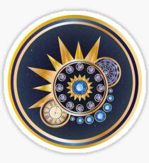 Astrology  Sticker