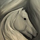 White Shadow by budrfli