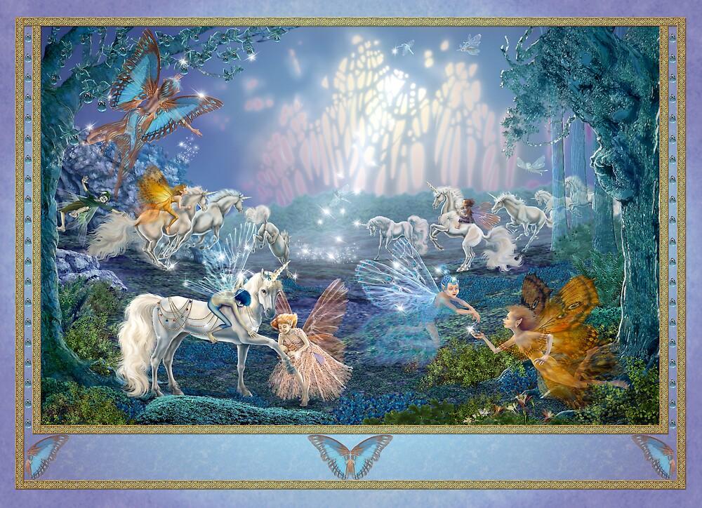 The Unicorns by Carol McLean-Carr