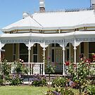 Another pretty cottage, Ballarat, Victoria by BronReid