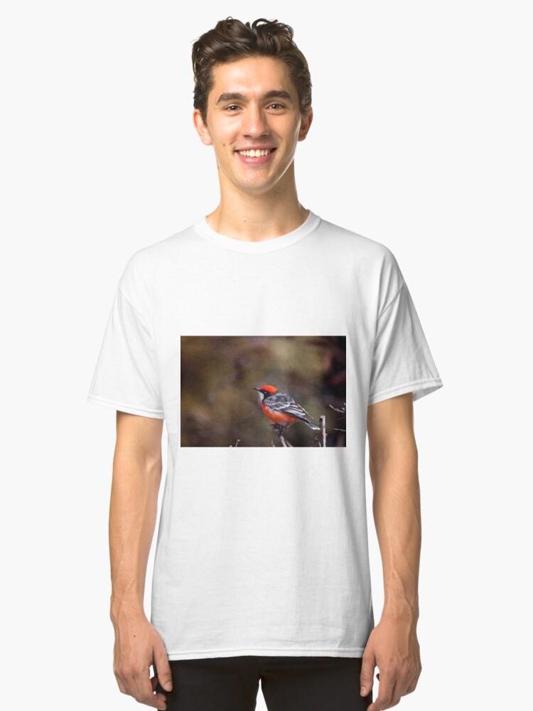 Alternate view of Crimson Chat Classic T-Shirt