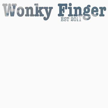 Wonky Finger est2011 by EltMcM