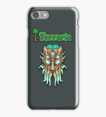 Terraria Moon Lord Head iPhone Case/Skin