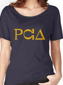 PCA Frat House - South Park Women's Relaxed Fit T-Shirt
