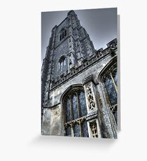 Gothic Greeting Card