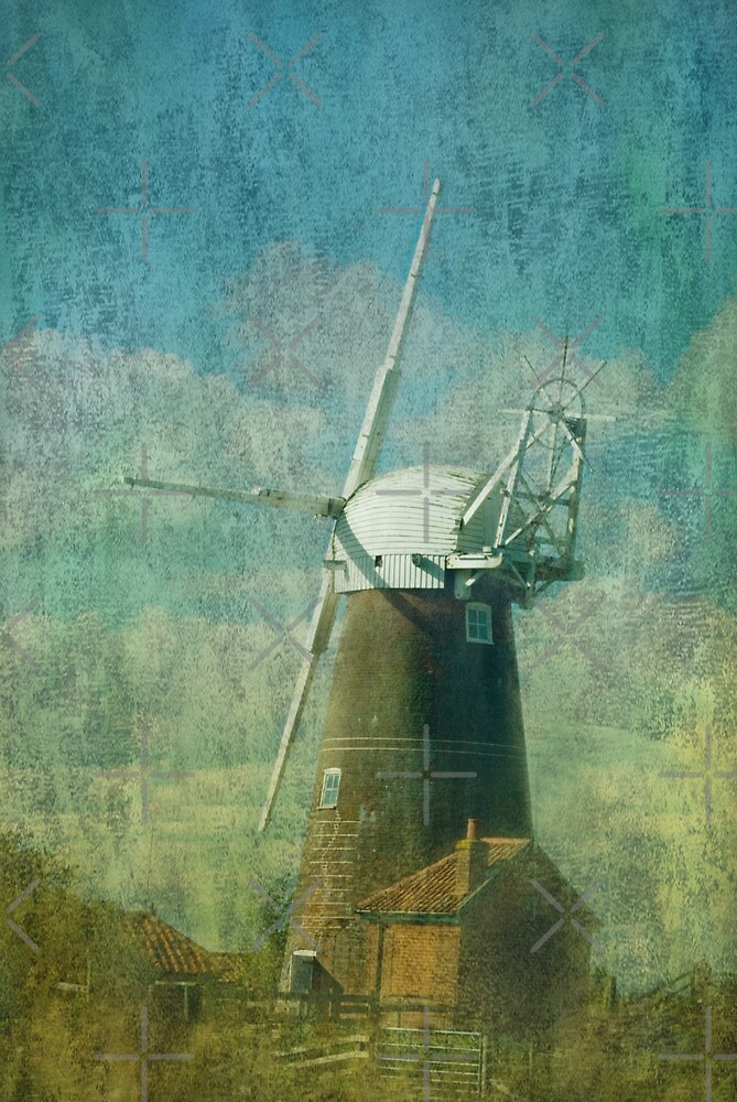 Windmills of Your Mind by Catherine Hamilton-Veal  ©