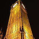 Big Ben Night by NuclearJawa