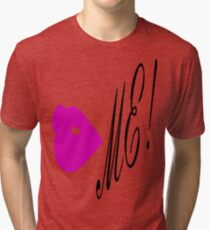 ۞»♥Kiss Me Fun & Romantic Clothing & Stickers♥«۞ Tri-blend T-Shirt