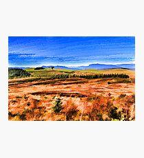 AUTUMN LANDSCAPE - FINE ART Photographic Print