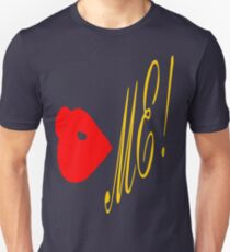 ۞»♥Kiss Me Fun & Romantic Clothing & Stickers♥«۞ Unisex T-Shirt
