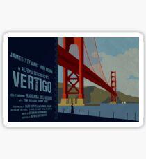 Vertigo-Golden Gate Sticker