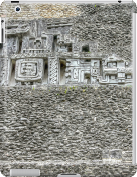 Mayan World | iPad Case by Jeremy Lavender Photography