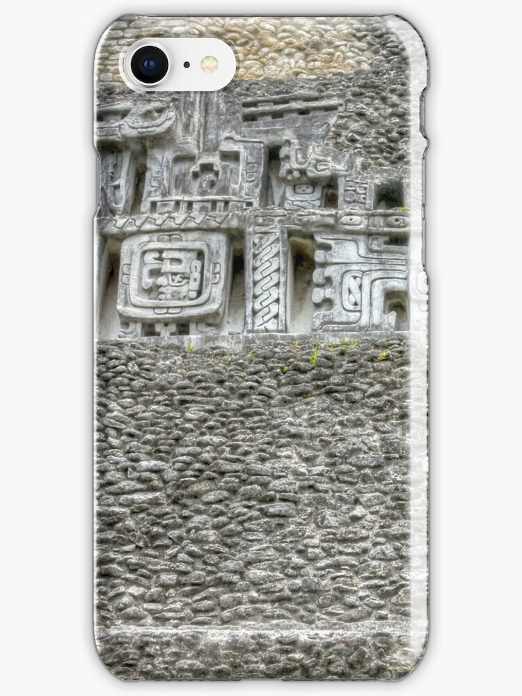 Mayan World | iPhone/iPod Case by Jeremy Lavender Photography