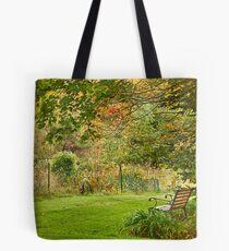 Enjoy Greene Garden Tote Bag