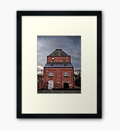 Hunt's Mill Framed Print