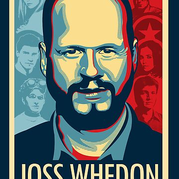 Joss Whedon Is My Master Now by TomTrager