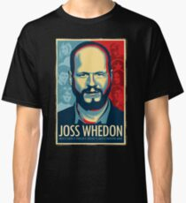Joss Whedon Is My Master Now Classic T-Shirt