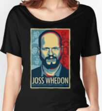 Joss Whedon Is My Master Now Women's Relaxed Fit T-Shirt