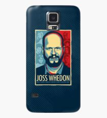 Joss Whedon Is My Master Now Case/Skin for Samsung Galaxy