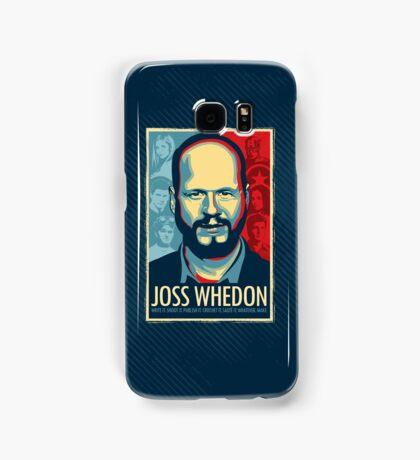 Joss Whedon Is My Master Now Samsung Galaxy Case/Skin