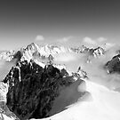 Mont Blanc by Laura Stanley