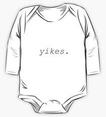Huch. Baby Body Langarm