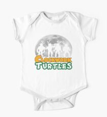 Clockwork turtles Kids Clothes