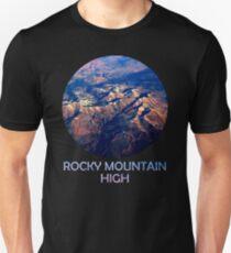 Rocky Mountain High Unisex T-Shirt