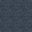 Grungy Blue Stripes by pjwuebker