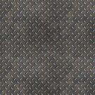Gray Textured Industrial Metal by pjwuebker