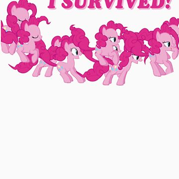 I Survived Pinkie Pie by guiguidu85