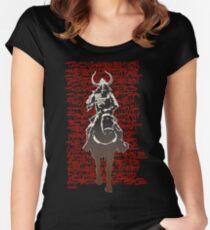 Shogun #1 Tee Women's Fitted Scoop T-Shirt