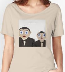 Frank Sidebottom, Actually Women's Relaxed Fit T-Shirt
