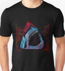 Camiseta unisex 12th Doctor Galaxy Shark Camiseta